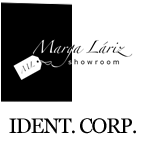 identidad corporativa showroom de moda en Madrid Marga Lariz