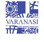 Logo Varanasi Showroom Madrid Marga Lariz